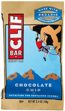 Chocolate Chip Clif Energy Bar