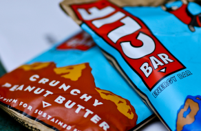 Clif Energy Bars by Reshma Beeranthbail