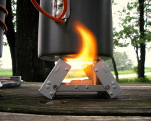 Esbit Stove by Jason Forest