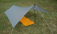 Tarp Shelter by Mountain Laurel Designs