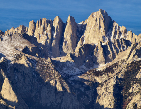 Mount Whitney by Tony Immoos