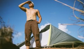 Backpacking Shelters