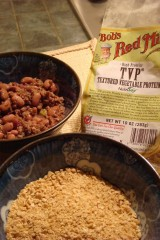Textured Vegetable Protein