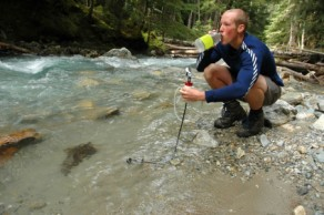 Backpacking Water Treatment