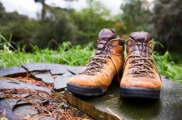 Heavy backpacking boots