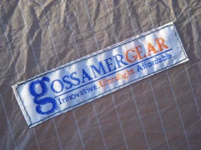 Gossamer Gear by Brian Green